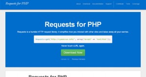 Requests : Handy HTTP Library for PHP