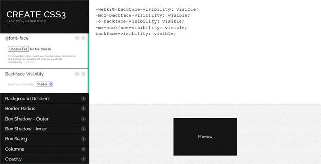 Create-CSS3