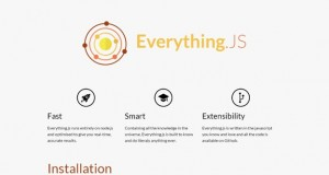 Everything.js : Reproduction of the Entire Universe