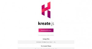 Kreate.js : jQuery Element Creator