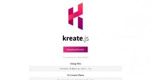Kreate.js : jQuery Element Creator